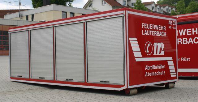 AB - AS - Löschzug Lauterbach-Mitte