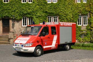 TSF - Löschzug Lauterbach-Ost