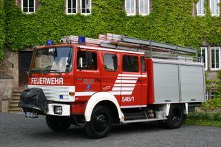 LF 16-TS - Löschzug Lauterbach-West